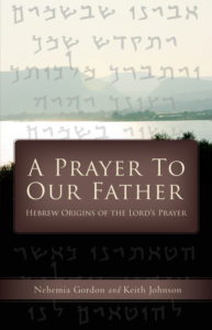 A Prayer To Our Father Book Cover