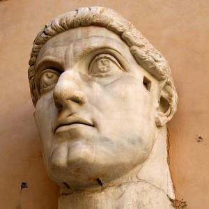 Tête de Constantin 1er - Palazzo dei Conservatori - MC0757