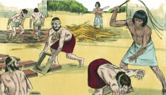 How Long Were the Israelites in Egypt
