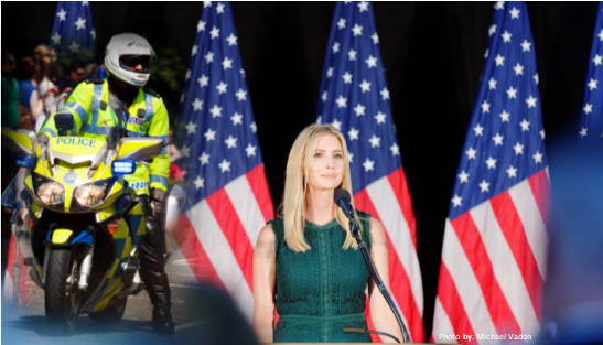 Ivanka Trump and the Religious Police
