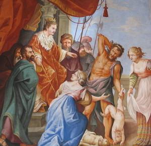 Prophet Pearls Mikeitz (1 Kings 3:15-4:1)