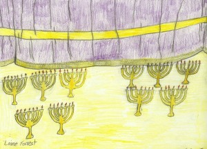 Prophet Pearls Vayakhel Pekudei, 1 Kings, arafel, thick darkness, araphel, Beit HaMikdash, haftarah, hiram, Parsha, prophets, portion, torah, solomon's temple, Yehovah, Vayakhel, Pekudei