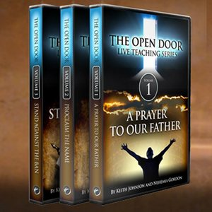 Open Door Series, Keith Johsnon, Nehemia Gordon, god's name, name of god, hebrew matthew, hebrew gospel of matthew, how to pronounce god's name, what is god's name, Yehovah, yhvh, yhwh